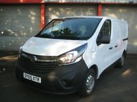 Vauxhall Vivaro 2700 L1H1 Cdti P/V One Owner 21000 Miles FSH One Hour Delivery