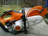 Stihl ts410 fully rebuilt and serviced