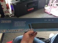Aquarium / fish tank light ( see pictures)