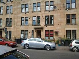 one bedroomed flat with security entry in seedhill road paisley