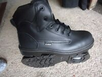 Steel toe cap safety work boots sizes 8 , 9 and 11 all new £30 a pair