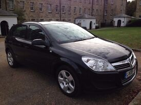 Vauxhall Astra 1.4 Breeze 5dr Hatchback with Year MOT and Service History