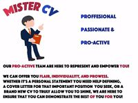 Professional CV & Cover Letter....Personal Statements...Fast Service