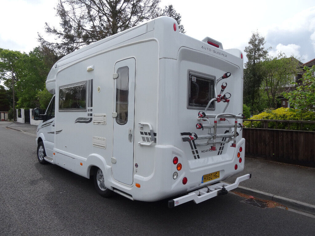 AutAutosleeper Northants 2 berth on M-B Sprinter 316 chassis - auto, cruise  control, cab aircon | in Poole, Dorset | Gumtree