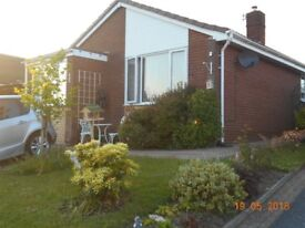 TWO/THREE BED BUNGALOW