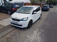 Skoda Citigo 2014, 1.0,5dr Petrol Manual, Cheap for insurance £2995