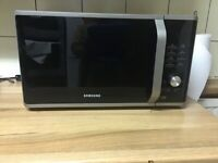 Samsung MS28J5215AS Solo microwave -Silver