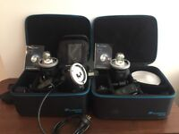 Godox AD600BM Photography Lighting Kit x2 [Flashpoint] X1T, AD-H600B, AD-R6 Reflector, PB-600 Bag
