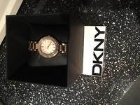 New boxed dkny watch