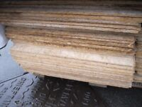 8ft' x 2ft' OSB Loft Boards For Sale! Tone & Groove Flooring. Dont Miss Out On These At £6 Each
