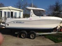 ARVOR 190 FISHING BOAT 2005