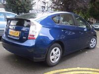 TOYOTA PRIUS AUTOMATIC 2012 UK CAR ** LESS THAN 5 YEARS OLD ** PCO UBER ACCEPTED * 5 DOOR HATCHBACK