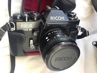 Ricoh camera and accessories