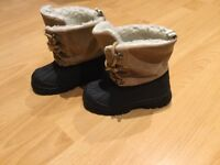 Brand new winter boots Size7/24