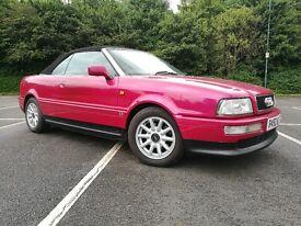 Audi Cabriolet 1.8