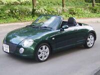 Daihatsu Copen **great summer car ** Will accept offers**Convertible*12 months MOT