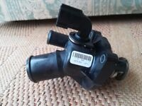 NEW Thermostat with housing for Ford Car