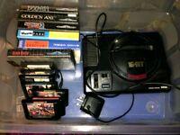 Sega Mega Dive