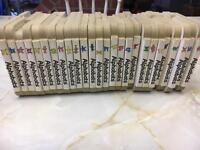 Complete set of Alphabat Books