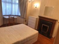 ### 4 Double rooms available now in a lovely house ###