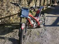 Gas Gas TXT pro 125cc Trails bike 2011