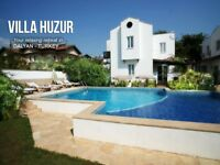 Huzur Garden Villa - Quiet Location only 10 minute walk to Central Dalyan, Turkey