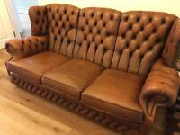 Harrods Chesterfield Sofa