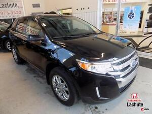 2013 Ford EDGE LIMITED AWD TOIT, CUIR & CHAUFFANTS GARANTIE 36 M