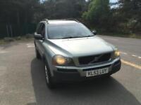 2003 Volvo XC90 d5 diesel 7 seater auto