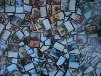 Magic the Gathering Commons Box for sale