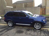 BMW X5 3.0D LE MANS SPORT EDITION AUTO 1 YEAR MOT FSH