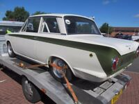 Car Recovery Vans, Motorbikes, Boats, Classic, Sports - Hants, Surrey, Berks, London - All UK