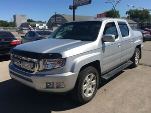 2010 Honda Ridgeline 4x4 with only 89km