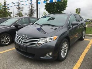 2010 Toyota Venza Leather Package