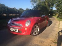 MINI Cooper S Convertible Chili Pack