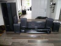 Panasonic home cinema 1000 watts