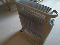 Bionaire oil heater 2000w