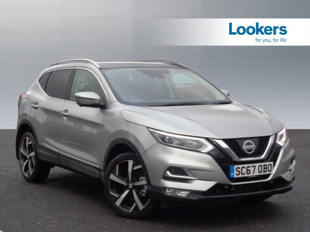 nissan qashqai tekna dig t xtronic silver 2018 01 31 in motherwell north lanarkshire gumtree. Black Bedroom Furniture Sets. Home Design Ideas