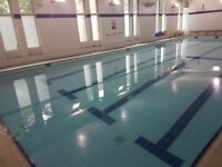 Adult Swimming Classes - Intensive 5 Day Course
