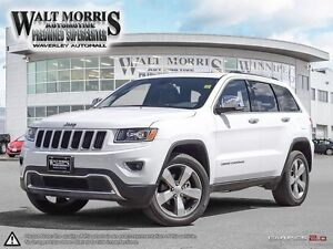 2016 JEEP GRAND CHEROKEE LIMITED: ACCIDENT FREE, ONE OWNER