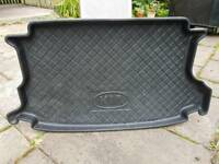 Boot liner tray for Kia Sportage