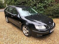 2006 SAAB 93 9-3 VECTOR SPORT 1.9 TID DTH 5DR ESTATE