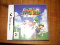 NINTENDO DS GAME MARIO 64 DS BOXED