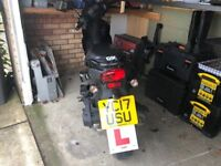 Symply50 Black scooter for sale