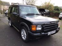 Land Rover Discovery 2 - 2.5 TD5 XS 5dr