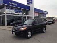 2010 Hyundai Santa Fe GL 2.4 | Local Trade-in
