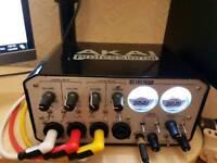 Akai EIE Pro USB Audio Interface for guitar recording etc.