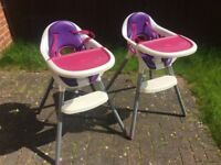 Mamas & Papas High Chairs