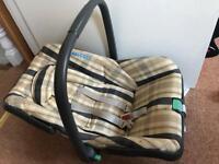 Free - Baby car seat