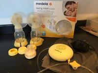 Medela swing double electric breast pump